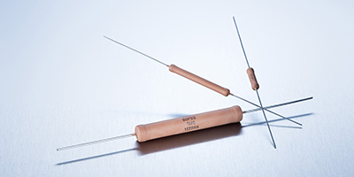 SGP & OGP High Voltage Cylindrical Resistors