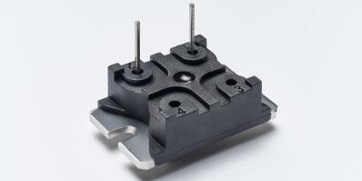 Image shows power resistor part Series PXP 200, SOT-227 (solder pin)