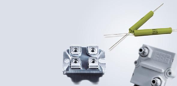 Neue Hochpräzisions- und <br />Hochleistungswiderstände verfügbar